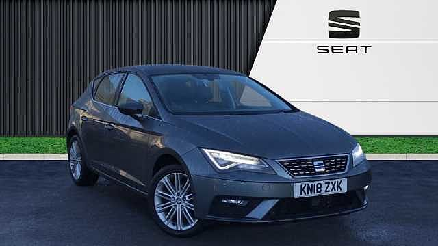 SEAT Leon 1.4 Ecotsi Xcellence Technology Hatchback 5dr Petrol Dsg (s/s) (150 Ps)